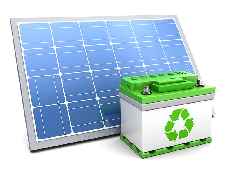 Energie Italiane - Batteria di accumulo