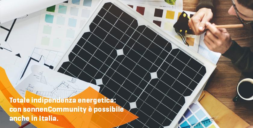 Energie Italiane - Totale indipendenza energetica